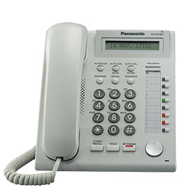Panasonic KX-NT321X Phone Handset (basic IP user)