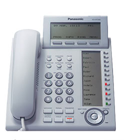 Panasonic KX-NT336X IP phone handset (manager)