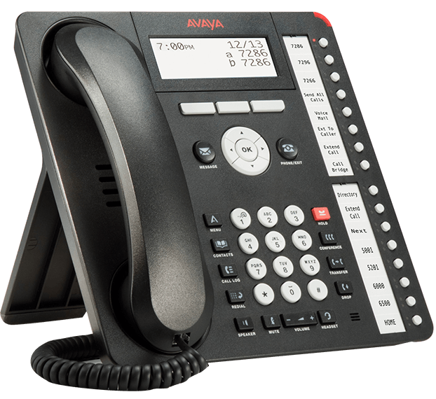 image of Avaya 1408 Phone Handset
