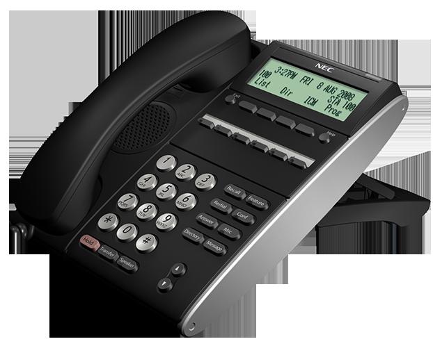 NEC DT710 ITL-6DE IP Phone Handset - Infiniti Telecommunications