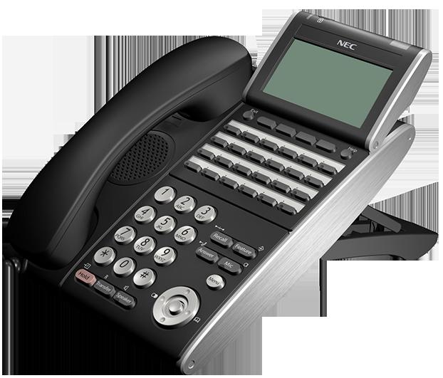 NEC DT730 ITL-24D IP Phone Handset - Infiniti Telecommunications
