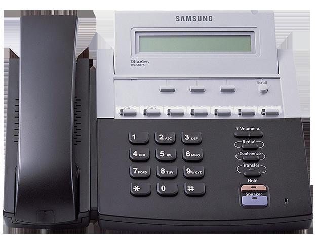 Samsung ds 5007s keyset manuals.